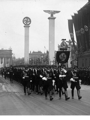Nazisterne i Berlin