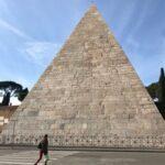 Cestio Pyramiden