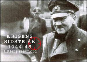 Hitlers selvmord