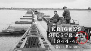 Plunder og Varsity over Rhinen
