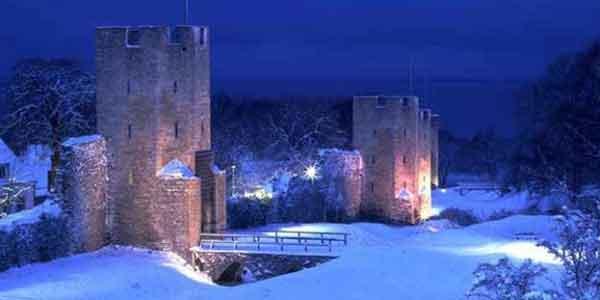 Gotland-julerejse